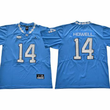 SAM HOWELL QUARTERBACK UNC FOOTBALL JERSEY 2019 (ADULT AND YOUTH SIZES)