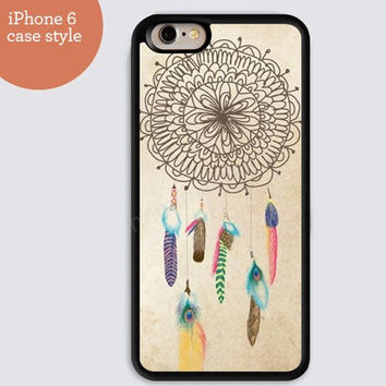 iphone 6 cover,dream catcher Feather colorful iphone 6 plus,Feather IPhone 4,4s case,color IPhone 5s,vivid IPhone 5c,IPhone 5 case Waterproof 457