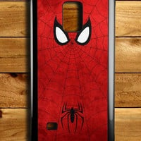 Superhero Spiderman Samsung Galaxy Note 4 Case