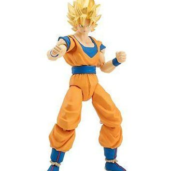 Bandai Dragon Ball Super Dragon Stars Series Super Saiyan Goku Action Figure