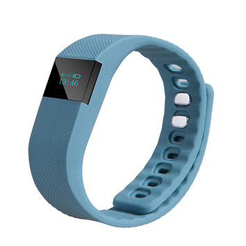 New Casual Sport Smart Bluetooth Fitness Bracelet Christmas Gift+Gift Box