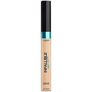L'Oreal Paris Cosmetics Infallible Pro Glow Concealer, Classic Ivory, 0.21 Fluid Ounce