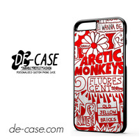 Red Art Arctic Monkeys For Iphone 6 Iphone 6S Iphone 6 Plus Iphone 6S Plus Case Phone Case Gift Present YO