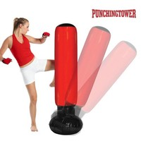 Punching Tower Free Standing Punch Bag