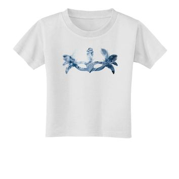 Water Masquerade Mask Toddler T-Shirt by TooLoud