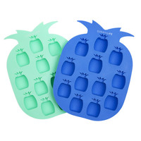 Sunnylife Pineapple Ice Trays 2 Set