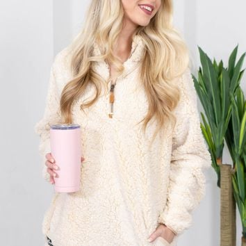 Simply Southern Sherpa Pullover
