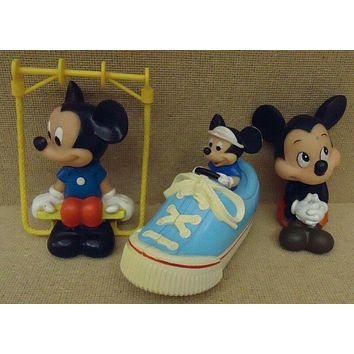 Disney Mickey Mouse Toys Figurines