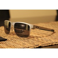 Oakley Holbrook Metal Satin Chrome