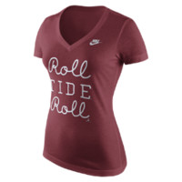 Nike College Tri Local Attitude (Alabama) Women's T-Shirt