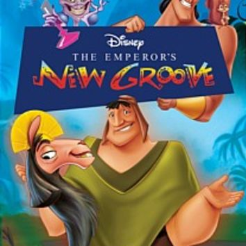 Emperor's New Groove, The | DVD Movies & TV Shows, Genres, Kids / Family : JB HI-FI