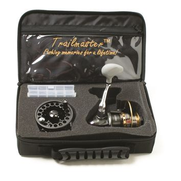 Eagle Claw Trailmaster Reel Travel Kit