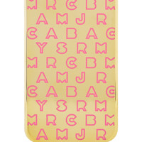Marc by Marc Jacobs | Dreamy Logo iPhone 4 case | NET-A-PORTER.COM