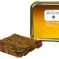 Sillem's Mayor 1814 Flake Pipe Tobacco Tin - 50g