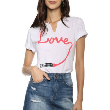 JET Love Fitted T-Shirt