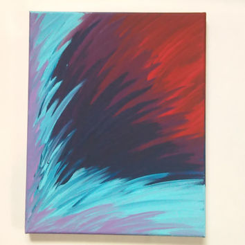 This is Gospel by Panic! at the Disco Synesthesia Painting