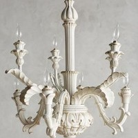 Twined Vinery Chandelier by Anthropologie
