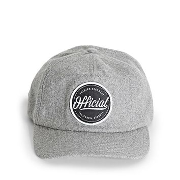 Official Patch Wool Snapback