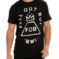 Fall Out Boy Crown T-Shirt