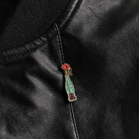 Rosehound Apparel Coke Flower Pin - Urban Outfitters