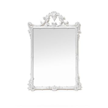 Mirror Elegant White