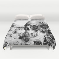 Reflection Duvet Cover by Kristy Patterson Design