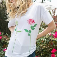 Rose Party Tee Shirt