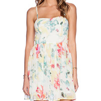 Jack by BB Dakota Cilian Dress in Ivory