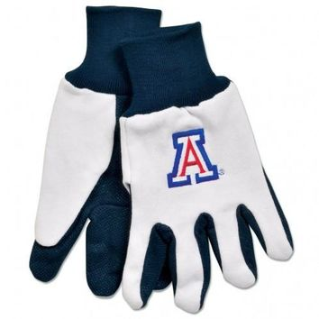 Arizona Wildcats - Adult Two-Tone Sport Utility Gloves