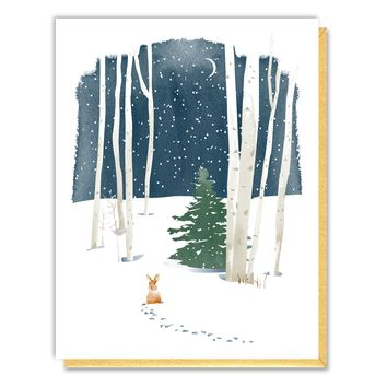 Peaceful Night Holiday Card Boxed Set