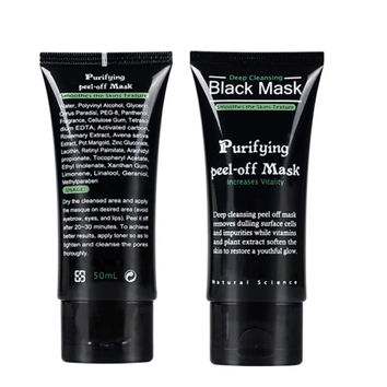 Blackhead Remover Deep Cleansing Purifying Peel Acne Black Mud Face Mask