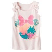 Disney's Minnie Mouse Tropical Bow Tank by Jumping Beans - Girls