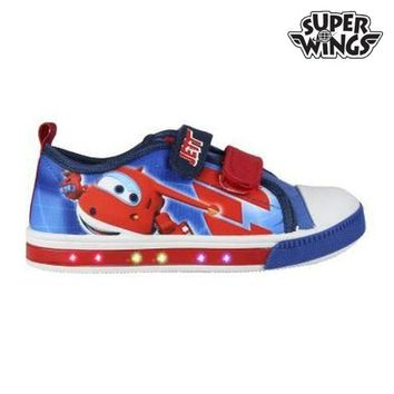 Casual Shoes with LEDs Super Wings 167 (size 24)
