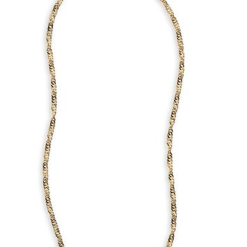 Topshop Twisted Chain Necklace | Nordstrom