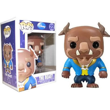 Beauty and the Beast The Beast Pop! Vinyl Figure : Forbidden Planet