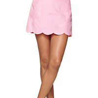 January Scallop Hem Skort - Lilly Pulitzer