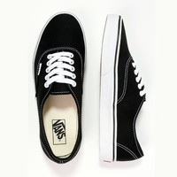 Vans Casual Canvas Shoes Black