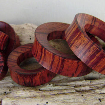 Real gauge,Natural rangas wood zebra wood,hand made,tribal,plugs,25mm,35mm,42mm,47mm,50mm,25mm,organic