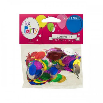 Festive Balloons Confetti (pack of 24)