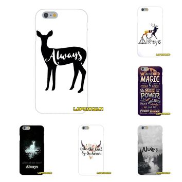 Accessories Phone Cases Covers For Huawei P8 P9 P10 Lite 2017 Honor 4C 5X 5C 6X Mate 7 8 9 10 Pro Quote Harry potter quotes
