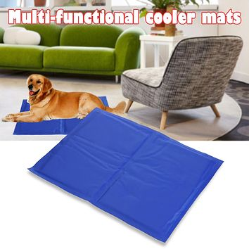 Multi-functional Dog Cooling Mat Gel Pad