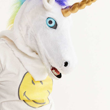 Talking Unicorn Mask - Urban Outfitters
