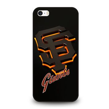 SAN FRANCISCO GIANTS 5 iPhone SE Case Cover