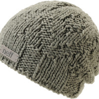 Neff Girls Mellow Grey Beanie at Zumiez : PDP