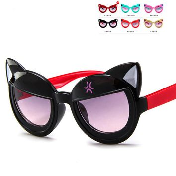 Cartoon Cute kids Sunglasses
