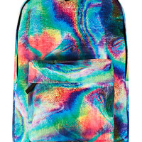 OIL SLICK BACKPACK - Backpacks - Bags   - Shoes and Accessories