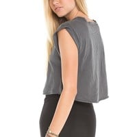 Brandy ♥ Melville |  Elin LA Jelly Top - Graphics