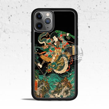 Japanese Dragon Phone Case for Apple iPhone