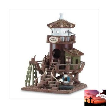 Island Paradise Birdhouse (pack of 1 EA)