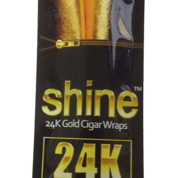 Shine - Gold Blunt Wraps